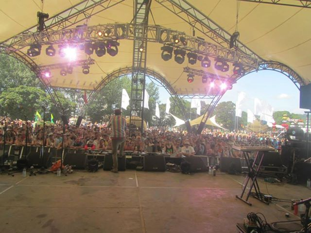 Glade Stage, Glastonbury