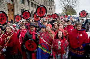 The Indigenous Bloc