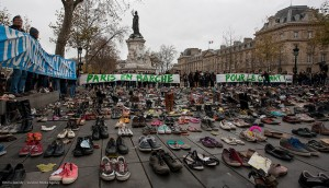 The mass protest that never happened, Paris, November 29th