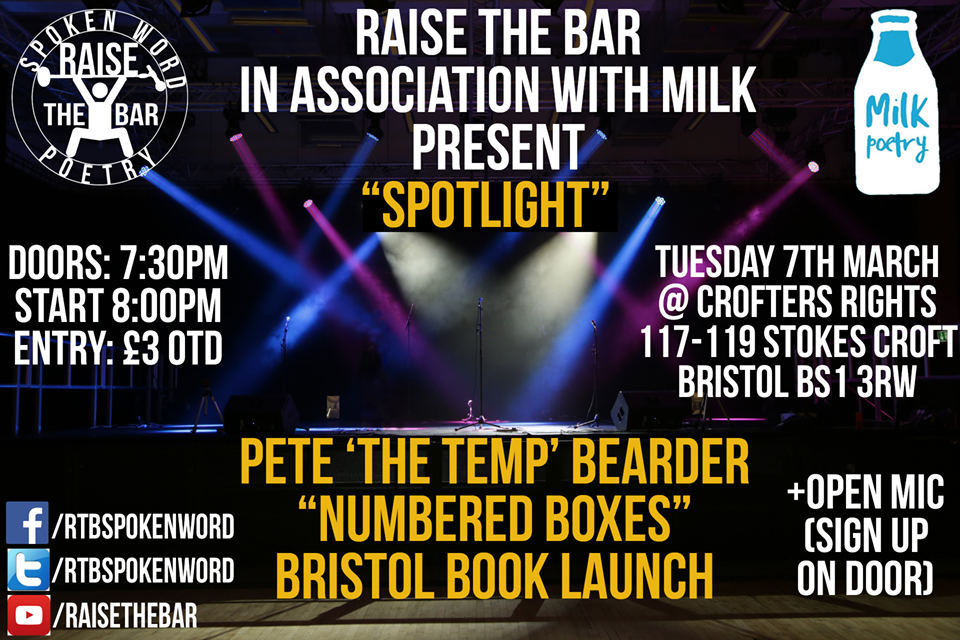 Bristol Book Launch